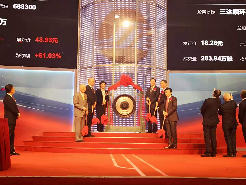 江苏长江以北科创板首家企业诞生!它是……