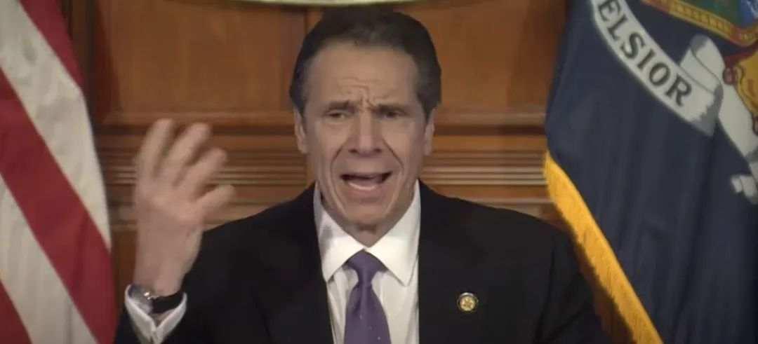 纽约州长:需要的物资都来自中国,怎么会这样!