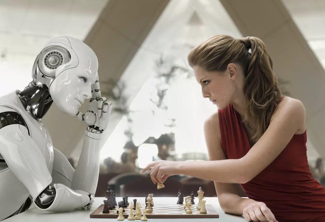 """人工智能""""抢""""饭碗还是""""送""""工"""