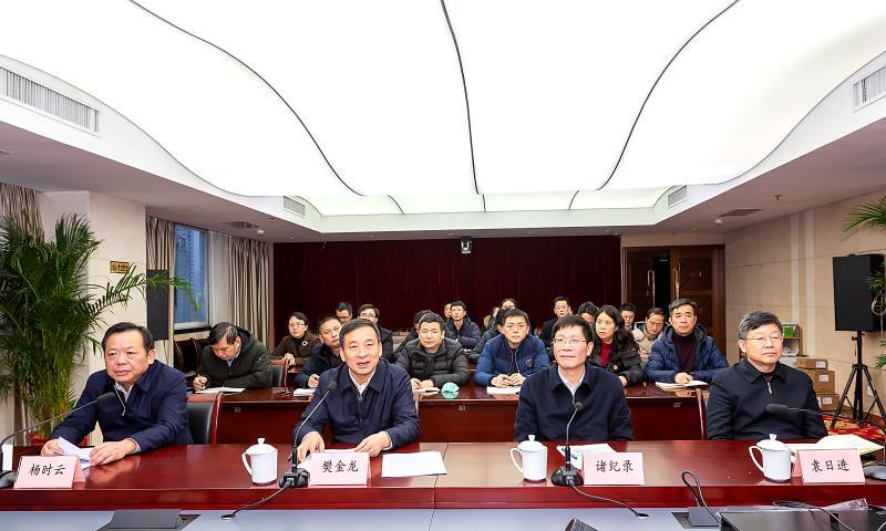 江苏省政府部署农村地区疫情防控工作