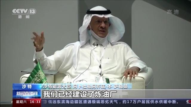 沙特动力大臣:我国经济复苏对全球含义严重