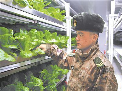 雪域高原边防官兵过冬保障全面加强