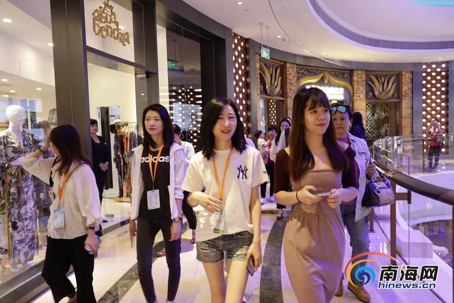 全国网媒探访亚特兰蒂斯 畅享三亚旅游3.0时代