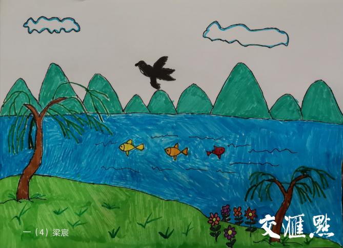 """小手拉大手 线上齐战""""疫""""丨南京市""""长江大保护小使者"""""""