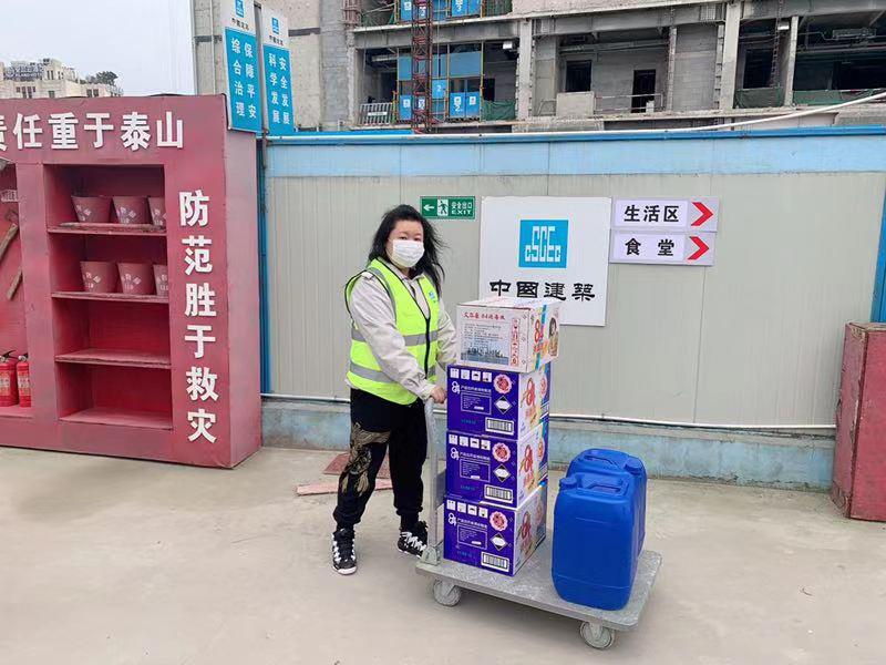 江苏疫情防控期间房屋市政工程复